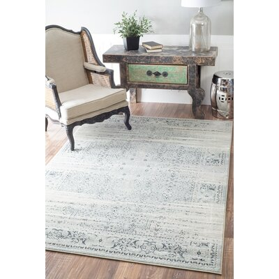 Amistey Lake Blue Area Rug