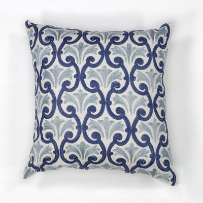 Oceane Cotton Throw Pillow