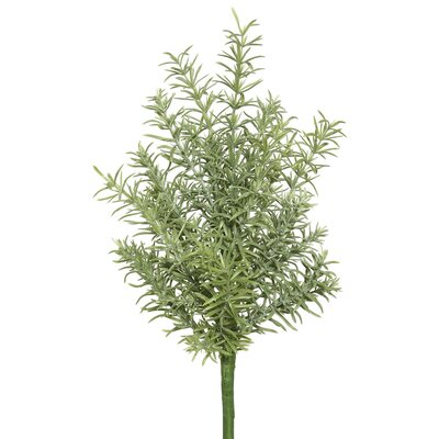 Artificial Rosemary Pick Foliage Plant