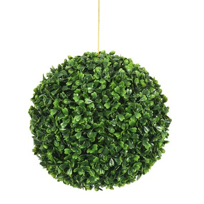 Artificial Boxwood Ball Foliage Plant