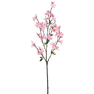 Artificial Cherry Blossom Spray Stem
