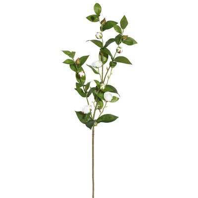 Artificial Tea Rose Stem