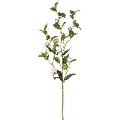 Artificial Tea Rose Stem