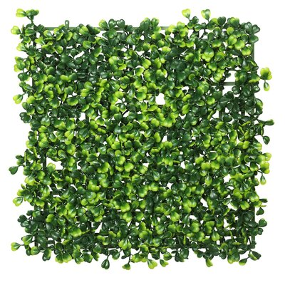 Artificial Square Boxwood Matt Foliage Hedge