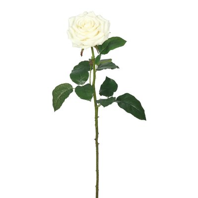 Artificial Real Touch Rose Stem