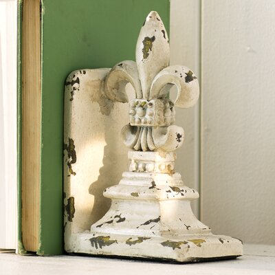 Dijon Polystone Bookend