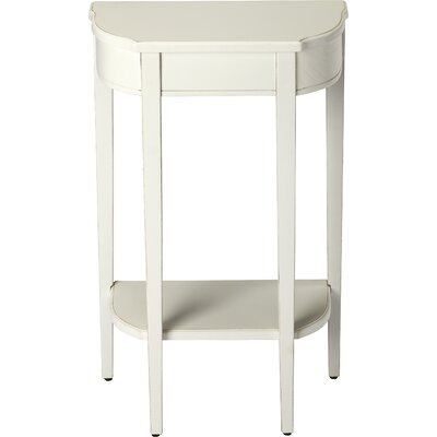 Fairford Console Table Finish: Cottage White