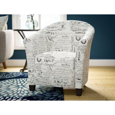Johan Barrel Chair
