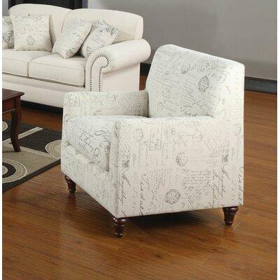 Axelle Linen Blend Chair