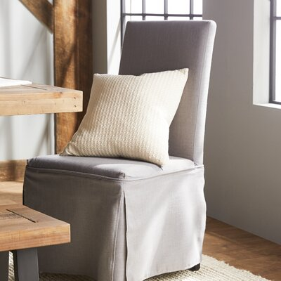 Sae Dining Side Chair Finish: Gray
