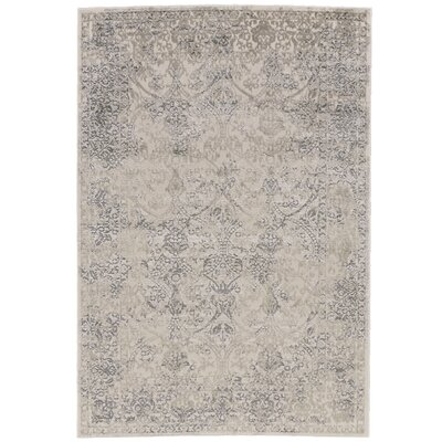 Pavonis Gray Area Rug Rug Size: Runner 210 x 710