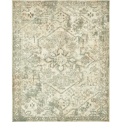 Kentville Cream Area Rug Rug Size: 8 x 10