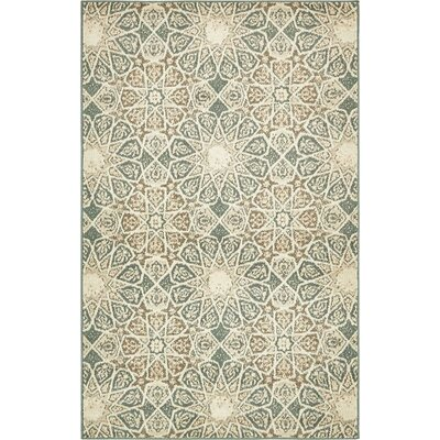 Pauley Multi-Colored Indoor Area Rug Rug Size: 5' x 8'