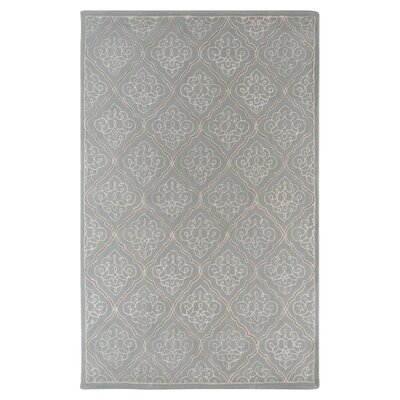 Argens Grey Rug Rug Size: Rectangle 2 x 3