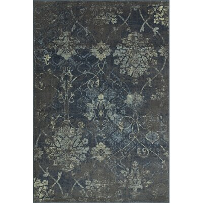 Charroux Tibetan Gray Area Rug Rug Size: Rectangle 33 x 51