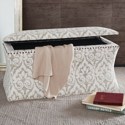 Pegasi Upholstered Storage Bedroom Bench