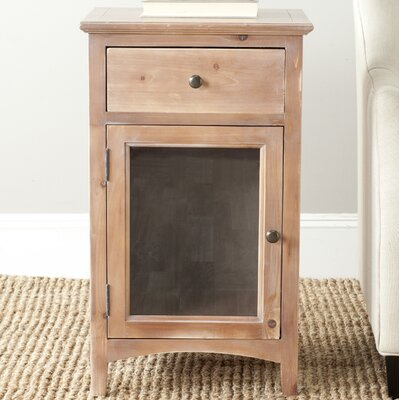 Tussilage End Table Finish: Honey Nature