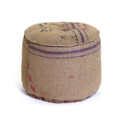 Peguero Vintage Sack Ottoman