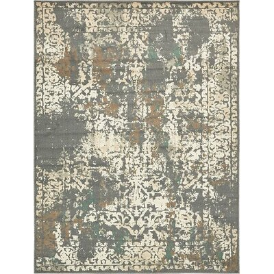 Forcalquier Area Rug Rug Size: 9 x 12