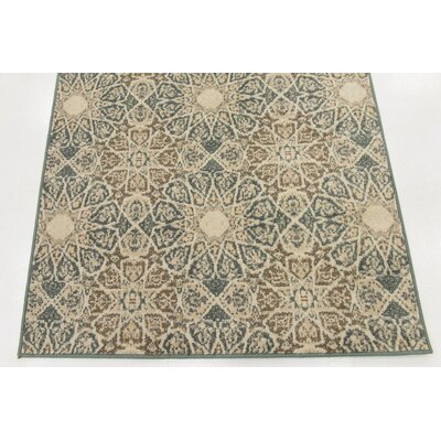 Kentville Rectangle Beige Area Rug