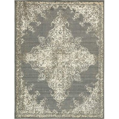 Pauley Gray Area Rug