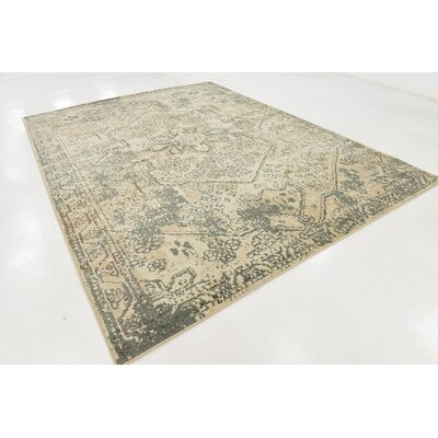 Kentville Multi-Colored Area Rug Rug Size: 9 x 12