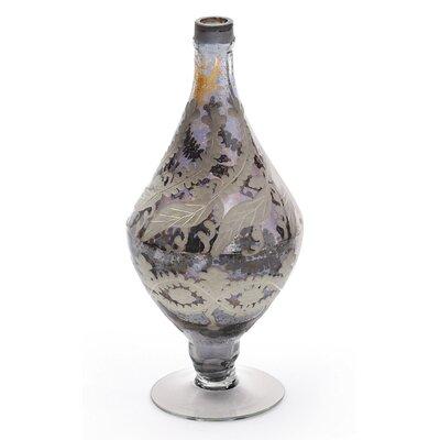 Silver Decor Vase