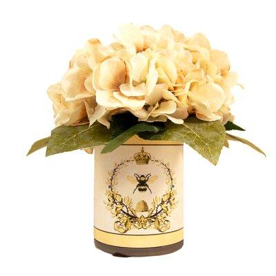 Hydrangea French Bee Pot