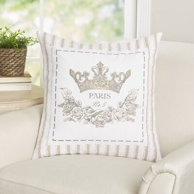 Cuscute Cotton Canvas Pillow Cover