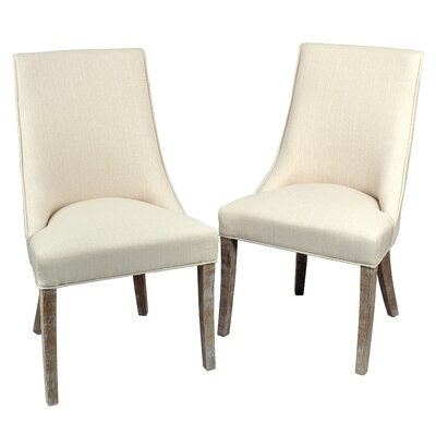 Pennock Side Chair Upholstery: Beige