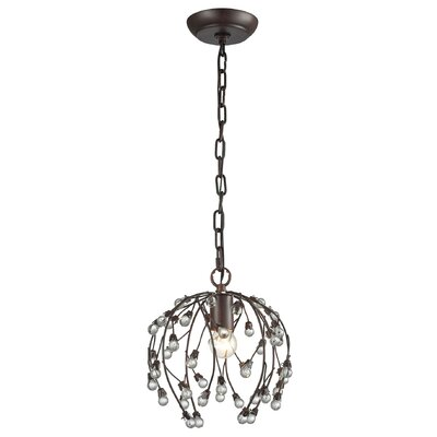 Isra 1-Light Mini Pendant