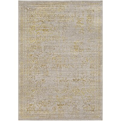 Chesler Lime Area Rug Rug Size: Rectangle 5 x 8