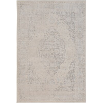 Orman Beige/Taupe Area Rug Rug Size: 2 x 3
