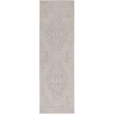 Orman Beige/Taupe Area Rug Rug Size: Rectangle 53 x 73