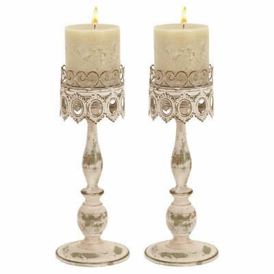 Clemence Candleholders