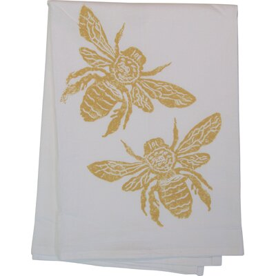 Bees Cotton Kitchen Towel