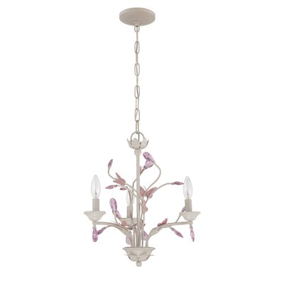Osgood 3-Light Candle-Style Chandelier