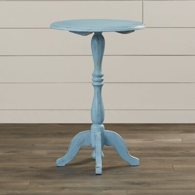 Pangle End Table Finish: Blue