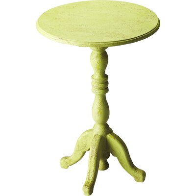 Stevens End Table Color: Green