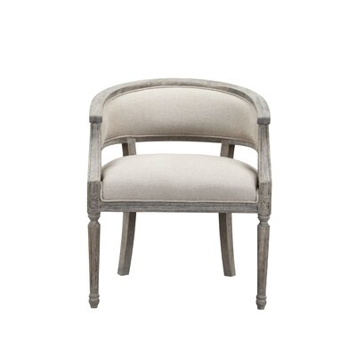Outen Upholstered Barrel Chair