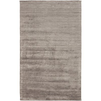 Oxendine Gray Area Rug Rug Size: Rectangle 4 x 6