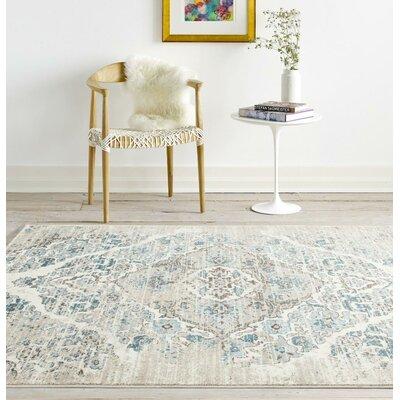 Paden Cream Indoor/Outdoor Area Rug Rug Size: 710 x 106