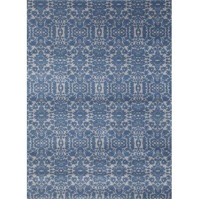 Paden Dark Blue Indoor/Outdoor Area Rug Rug Size: 52 x 72