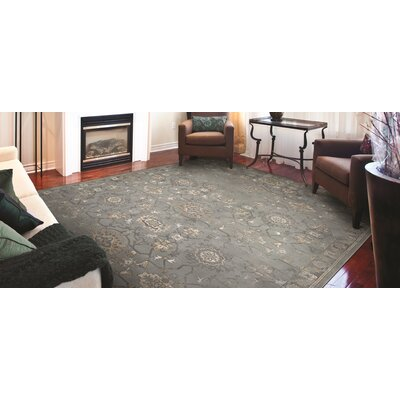 Nicolas Mint Area Rug Rug Size: Rectangle 53 x 76