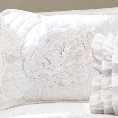 Clermont 4 Piece Reversible Quilt Set Size: Full/Queen