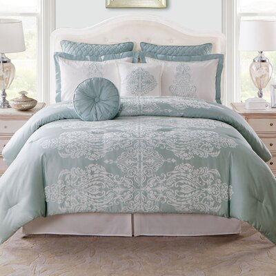 Empress 8 Piece Comforter Set