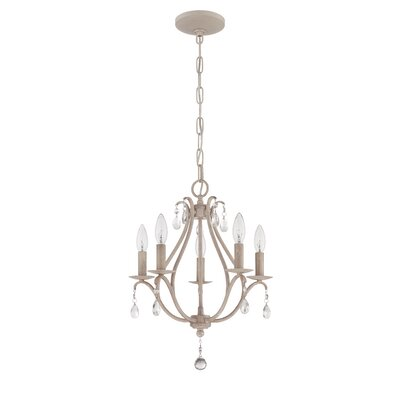 Palumbo 5-Light Mini Candle-Style Chandelier