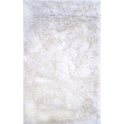 Keely White Area Rug Rug Size: Rectangle 5 x 8