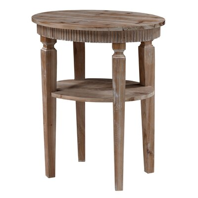 Fontaine End Table