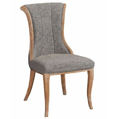Pardee Parsons Chair Upholstery: Charcoal